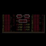 Basketballanzeige MSA 330.040-43
