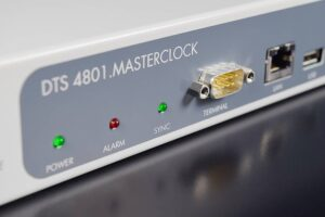 DTS 4801.masterclock
